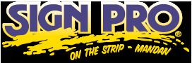 Bismarck Mandan Sign Pro Logo